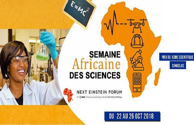 Congo – Sciences : La Semaine africaine se tient à Brazzaville