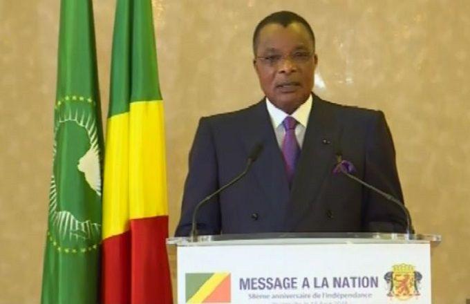 Congo – Message à la Nation: Denis Sassou N'Guesso confiant en l'avenir