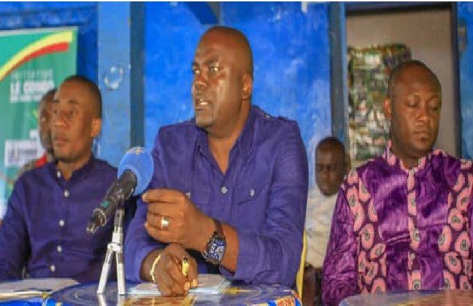 Congo – Perspectives d'avenir:  ''le Congo que nous voulons'' exposé aux populations de Gamboma