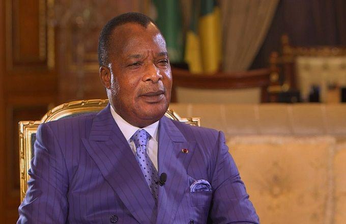 Mayoko : Denis Sassou Nguesso s'est félicité de la circulation du premier train minéralier de la société EXXARO
