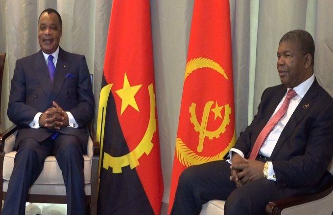 Sommet de Luanda : Denis Sassou Nguesso et ses pairs satisfaits de la paix dans les sous-régions d'Afrique centrale et australe