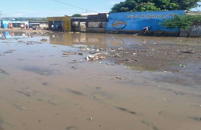 Brazzaville transformée en Venise éphémère