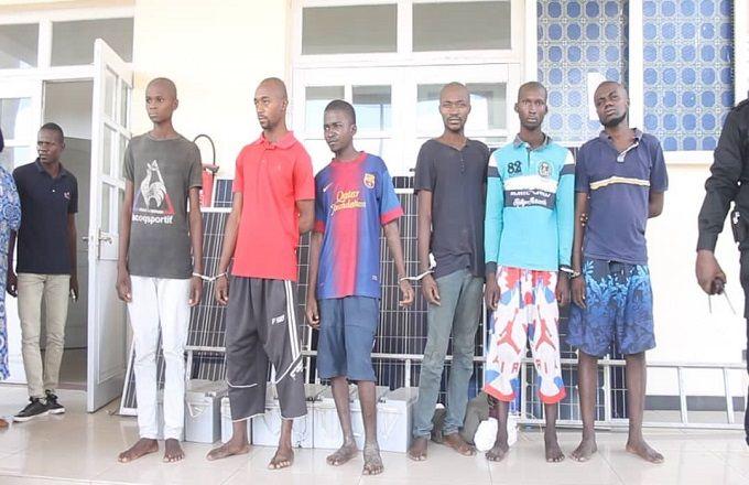 Congo : Des voleurs sévissent dans la ville d'Oyo