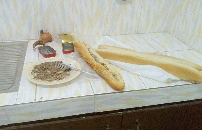 A Madingou, deux jeunes ont été  arrêtés pour avoir volé deux pains et deux boites de sardines