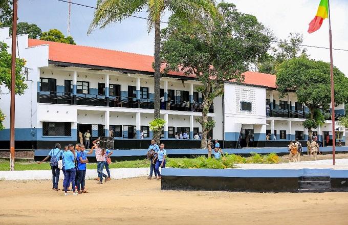 Lycée Chaminade : Une école, mais aussi un esprit de l'édification de l'humain, selon Ouabari Mariotti