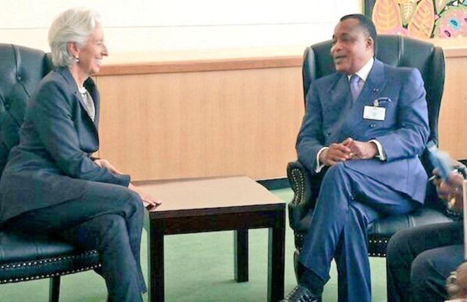 Denis Sassou Nguesso cherche à donner des gages au FMI en réformant le secteur forestier
