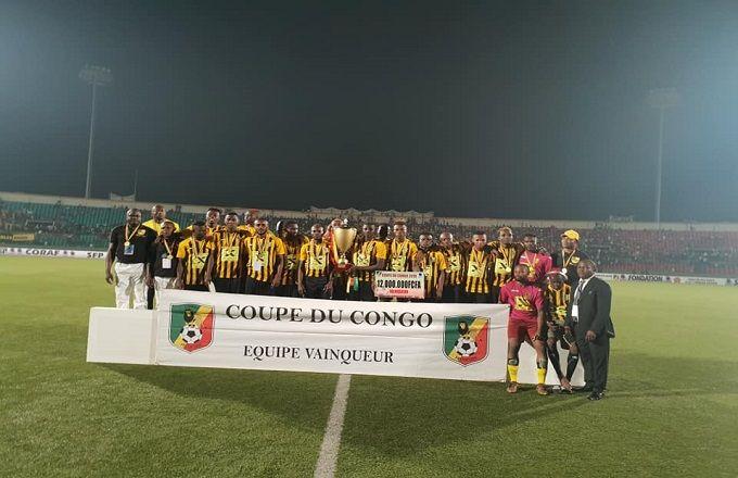 Coupe du Congo 2018 : Diables noirs sacrés champions pour la 8ème  fois