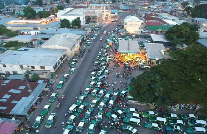 Brazzaville : Plusieurs stations-service à sec