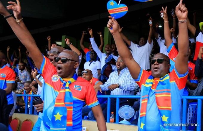 La RDC a arraché le ticket à la CAN 2019 en battant le Libéria (1-0)