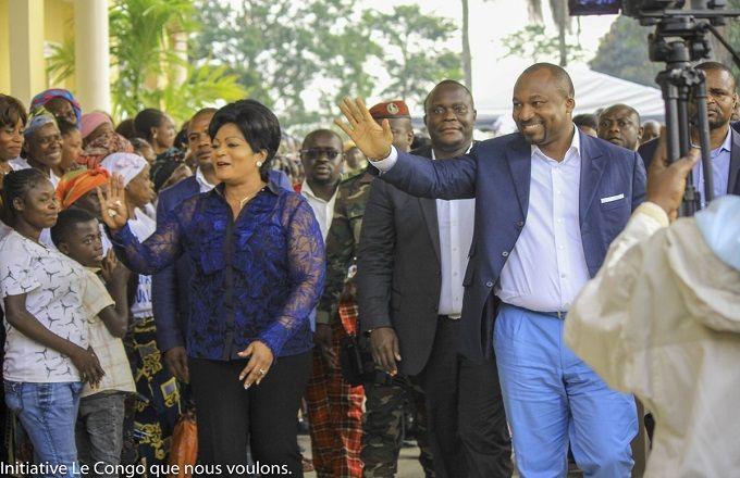 Denis Christel Sassou Nguesso dénonce les