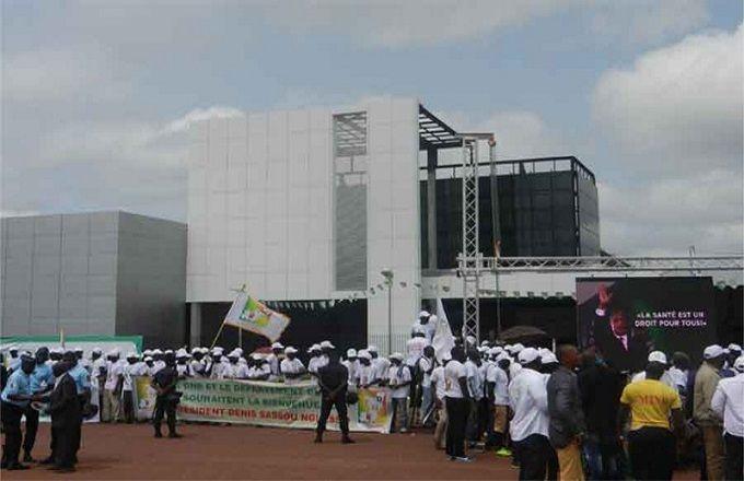"""Résultat de recherche d'images pour """"Congo/ Brazzaville : Plus de 167 milliards F CFA pour la construction d'un hôpital d'instruction des armées"""""""